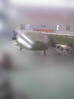 Couvert de protection du missile DF-16