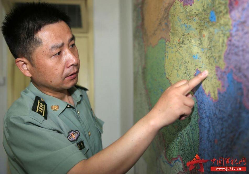 CHEN De Ming et un endroit particulier