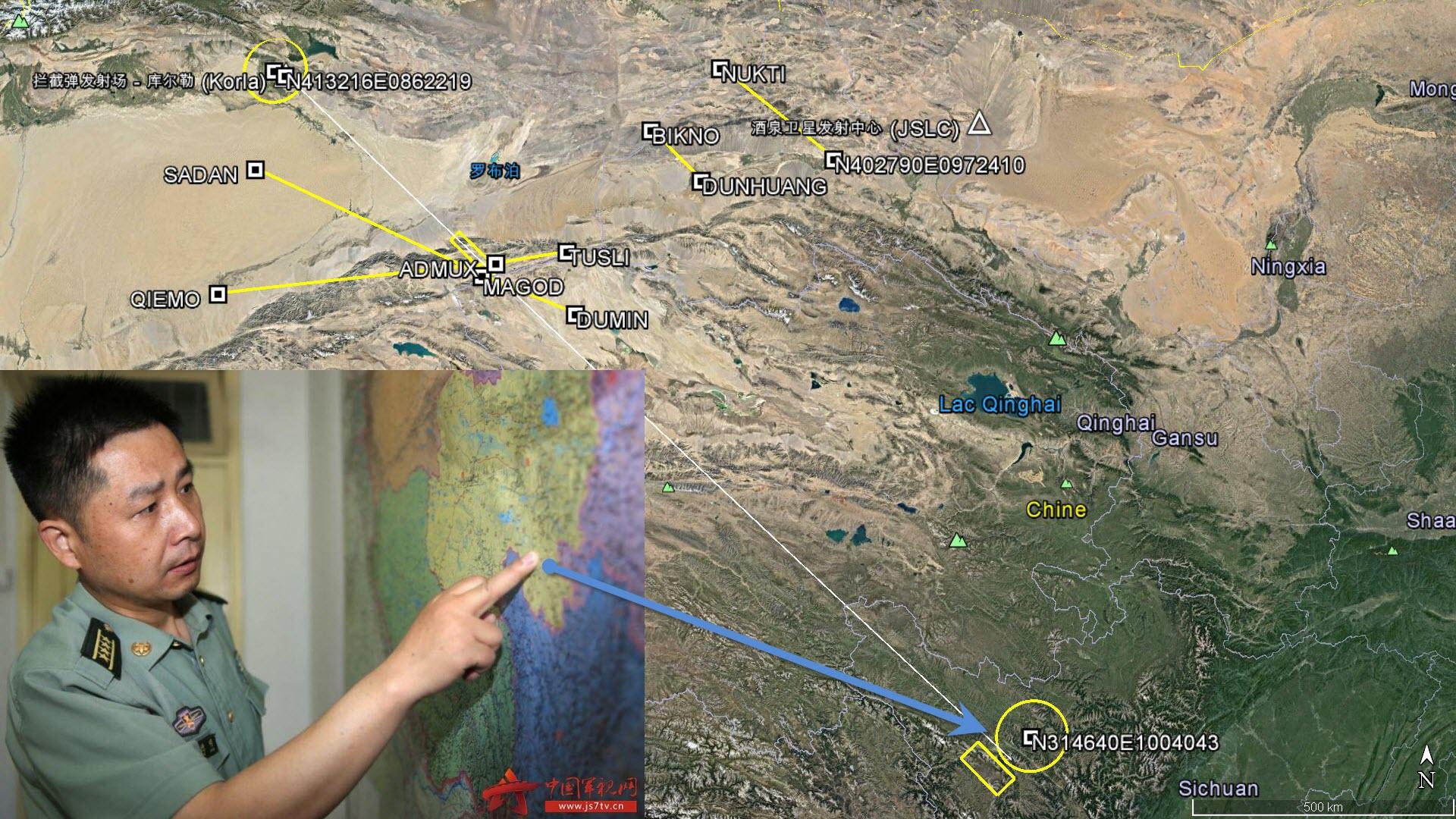 2016 07 25 - La Chine révèle ses essais antimissiles - 10