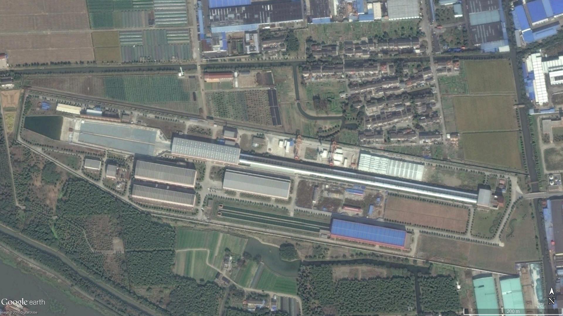 Site d'essais de catapult à vapeur de l'Institut 704