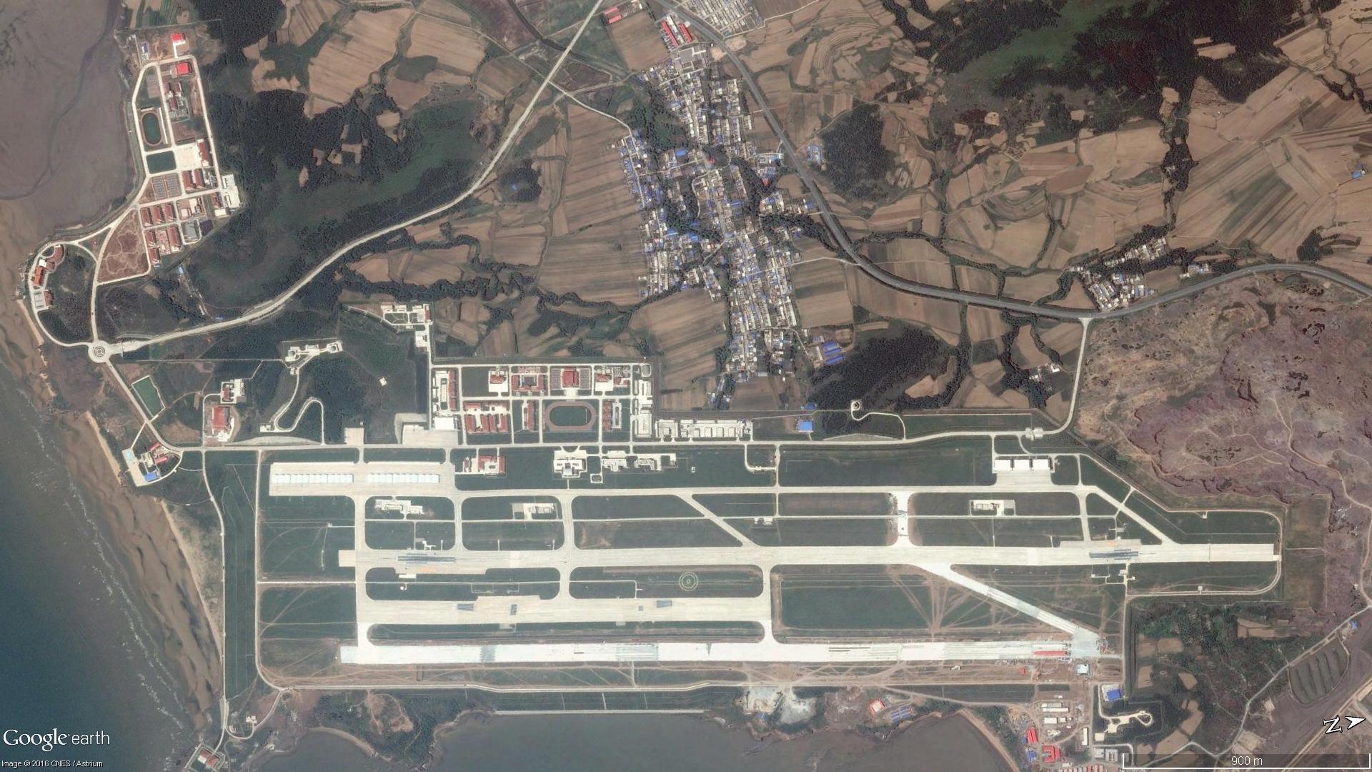 Centre de formation des pilotes aéronavals chinois