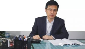 XIE Wei, adjoint ingénieur en chef du projet Type 002, l'institut 701