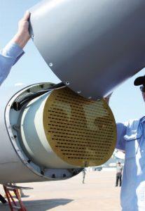 Le radar à balayage électronique passif de JL-10