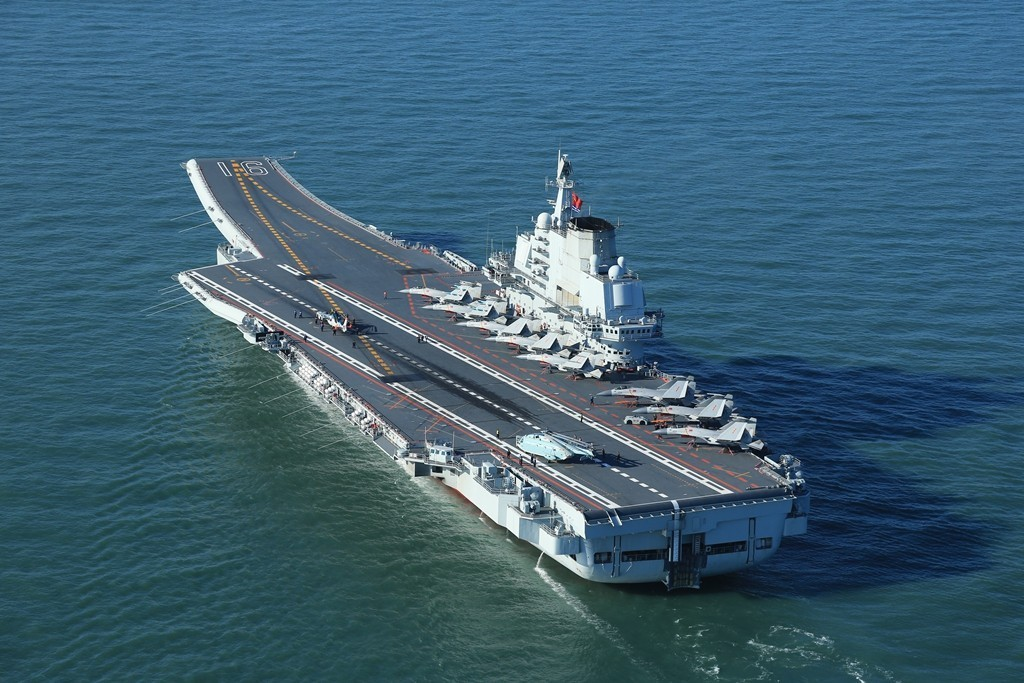 Le 16 Liaoning