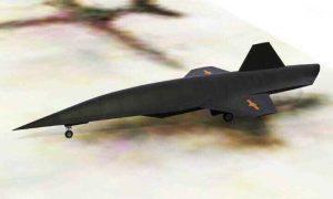 Drone hypersonique du groupe AVIC (??)