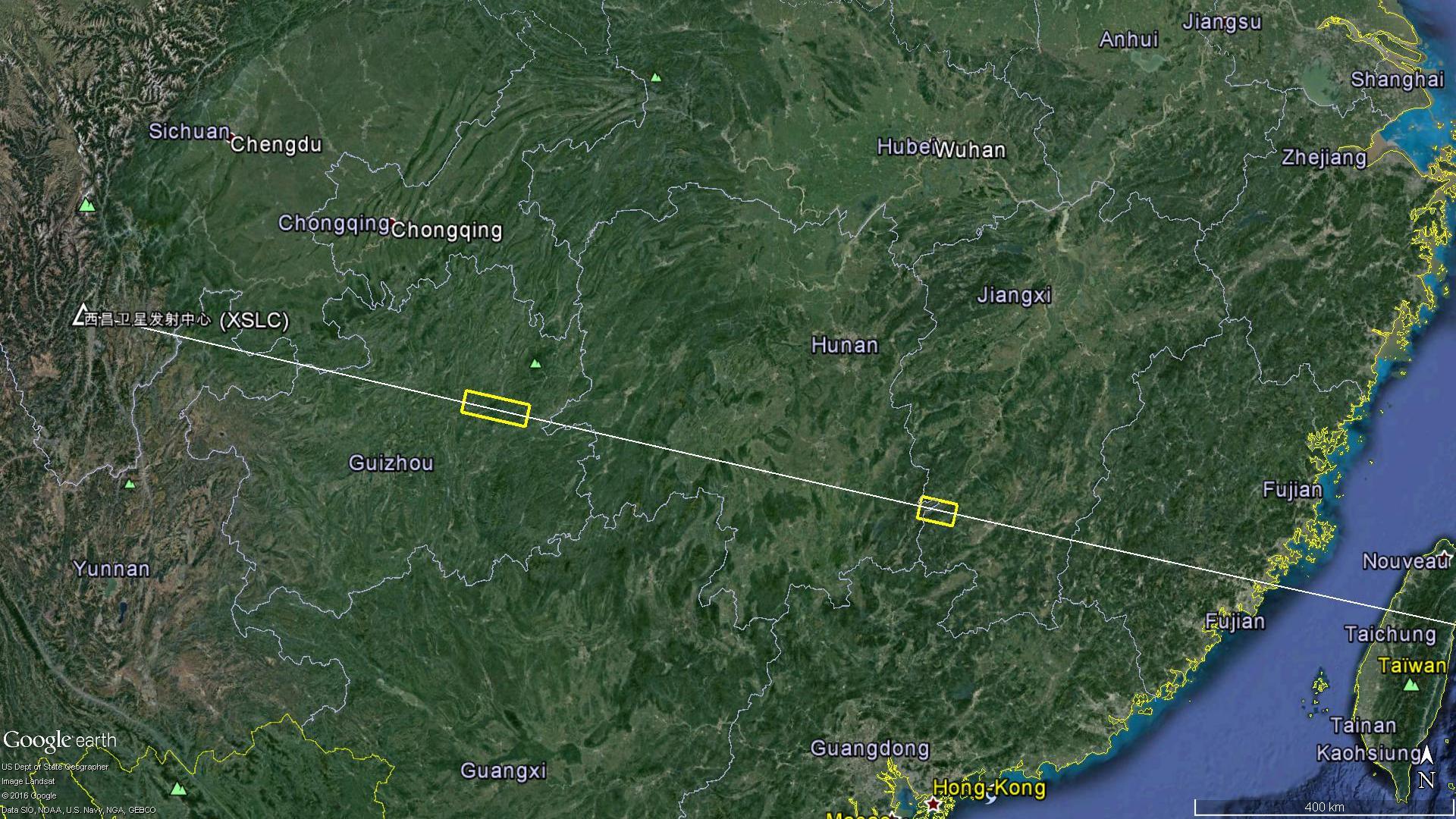2016 08 05 - Lancement du satellite Tiantong-1-01 - 01