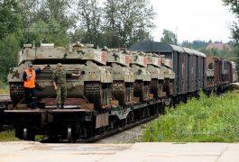 Cinq ZTZ-96B arrivent en Russie (© Ministère russe de la défense)