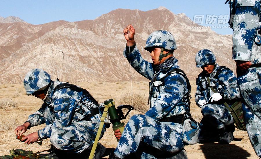 2016 08 13 - 15ᵉ corps aéroporté du Tibet à la Russie - 09