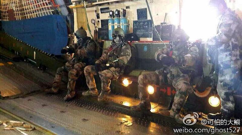 2016 08 13 - 15ᵉ corps aéroporté du Tibet à la Russie - 15