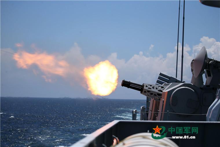 2016 08 14 - Exercice naval de la flotte de l'Est - 13