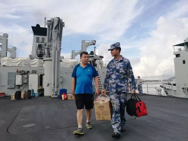 2016 08 20 - A bord du navire de transport Nanyun 831 - 22
