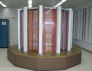 """Le premier supercalculateur chinois de 100 megaFLOPS """"Galaxie"""" (Décembre 1983)"""