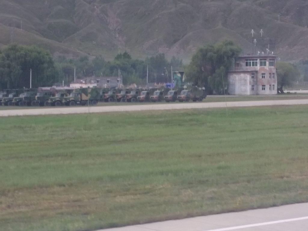 2016 08 23 - Déploiement de l'AWACS KJ-500 au Tibet - 02