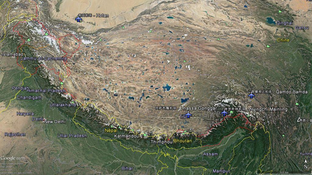2016 08 23 - Déploiement de l'AWACS KJ-500 au Tibet - 09