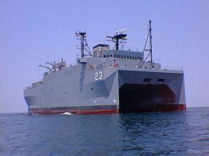 2016 08 24 - Essais en mer du navire océanographique Ruili 10 - 07