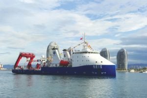 Le vaisseau-mer Tan Suo 1