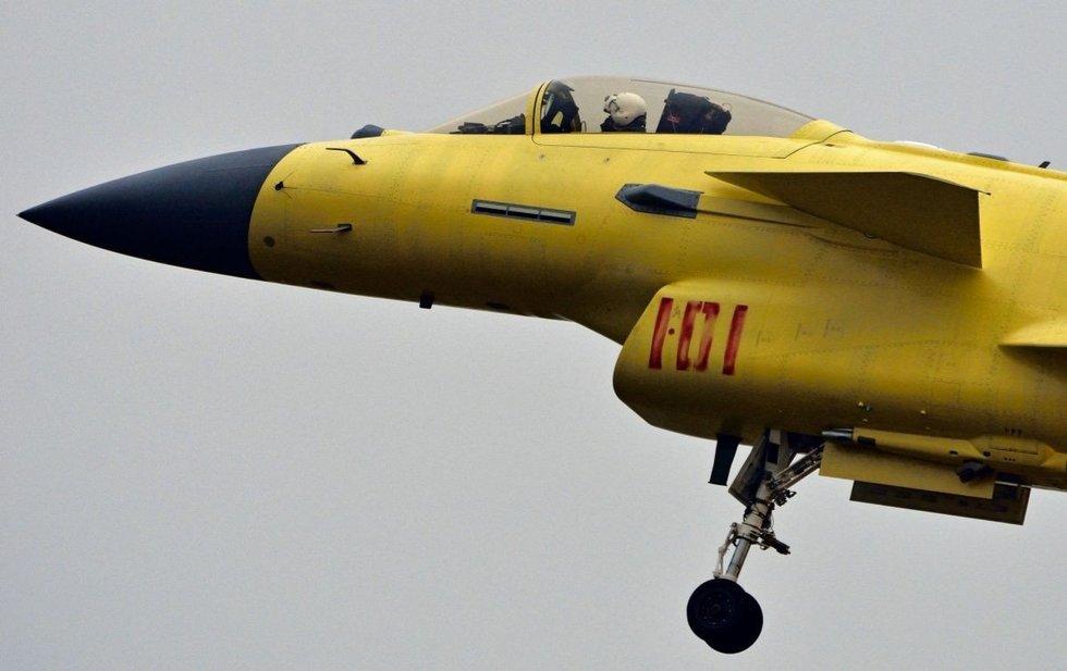 J-10B, Batch 1, 1er appareil
