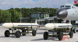 2016 08 30 - Le missile de croisière KD-20 se dévoile au public - 09