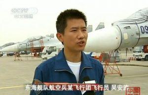 PLANAF Su-30MK2 accidenté le 10 mai 2011 - accidents d'avions en Chine
