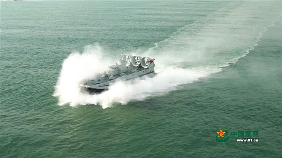 2016 09 03 - Un mois d'Août qui ne chôme pas pour la marine chinoise - 11