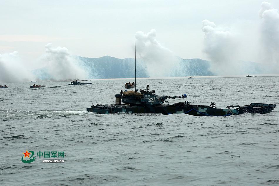 2016 09 03 - Un mois d'Août qui ne chôme pas pour la marine chinoise - 12