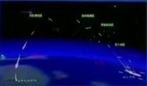 Fonctionnement de DF-21D, capture d'une vidéo interne