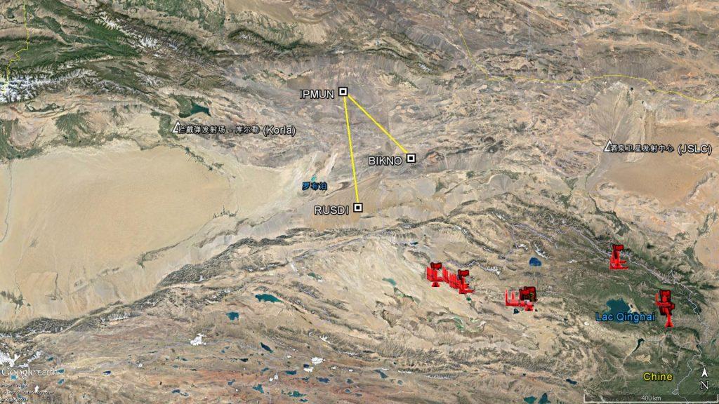 Essai de DF-21D (??) du 28 Novembre 2014