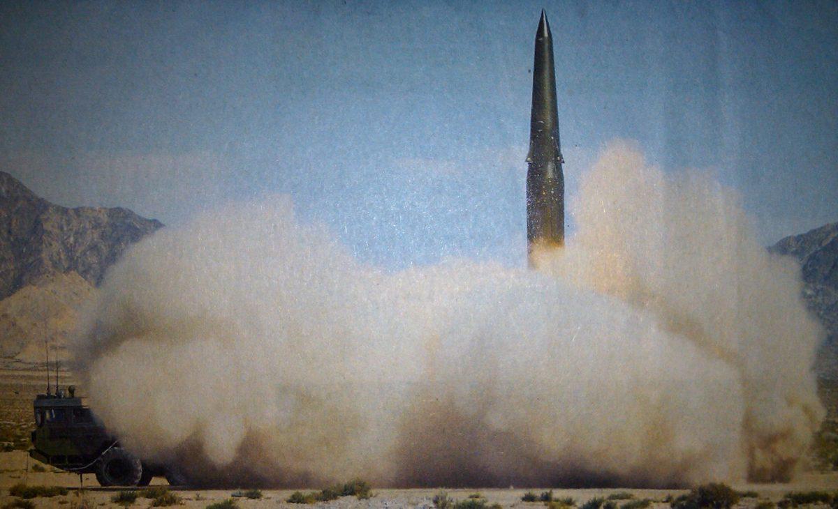 Essai du missile balistique DF-16A