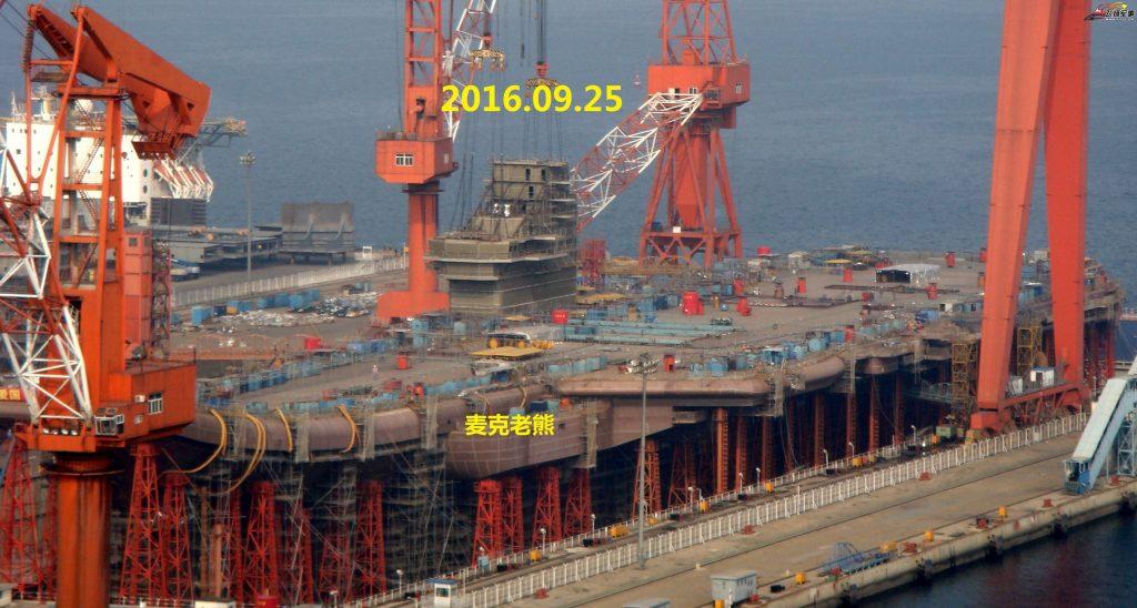 2ème porte-avions chinois