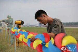 éolienne anti-oiseaux