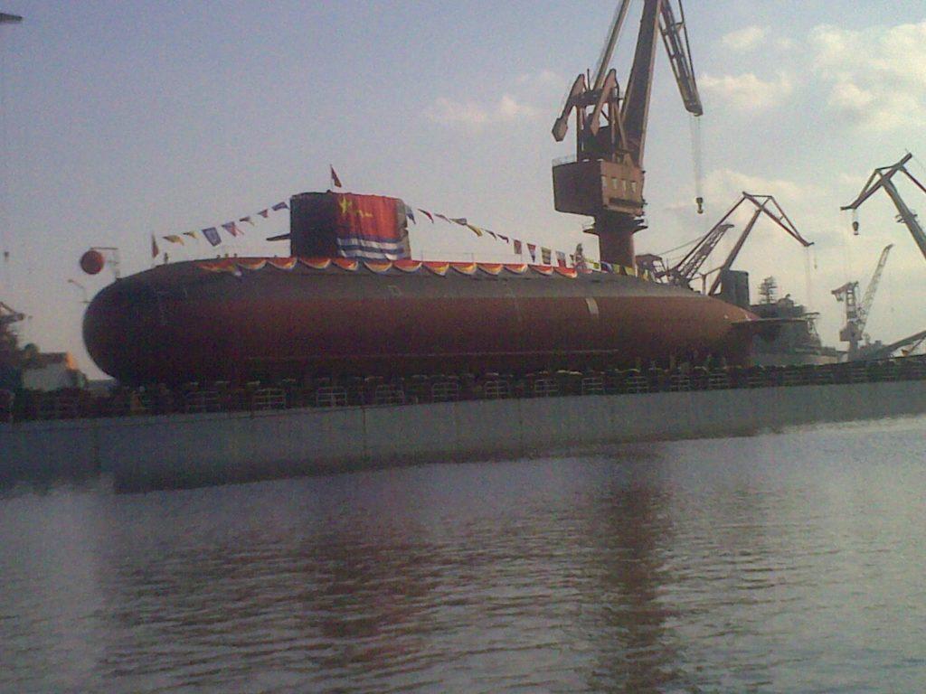 Le Type 039A de la marine chinoise