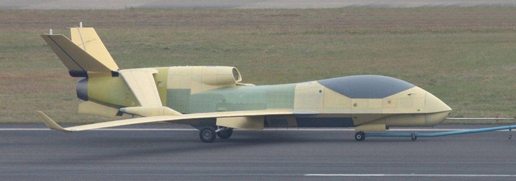 Le drone ELINT de la marine chinoise - EA-03 Soar Dragon