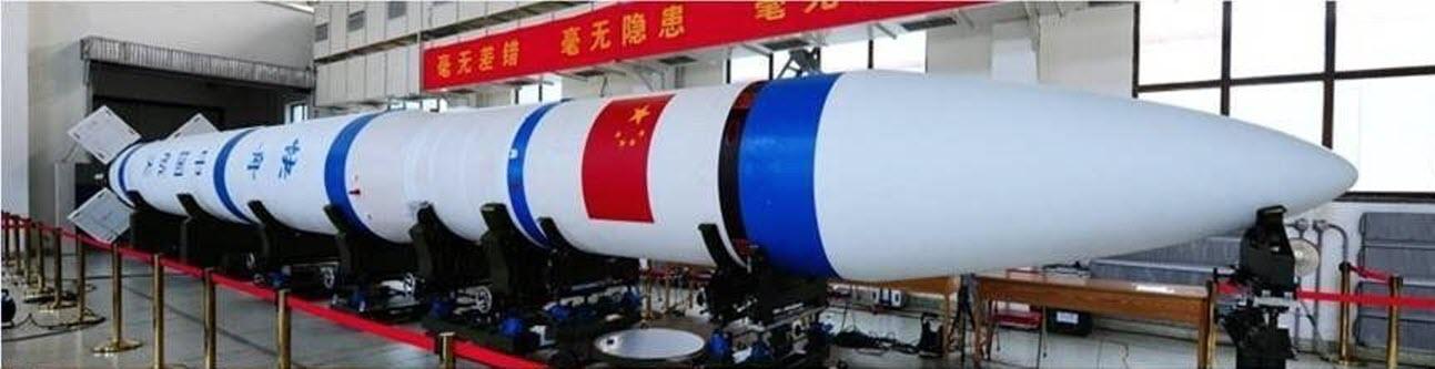 Le lanceur Kuaizhou-1