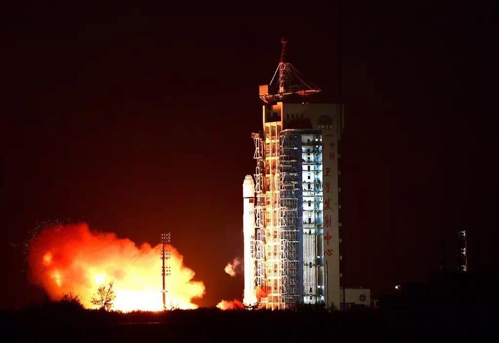 Lancement du satellite Yunhai-1-01