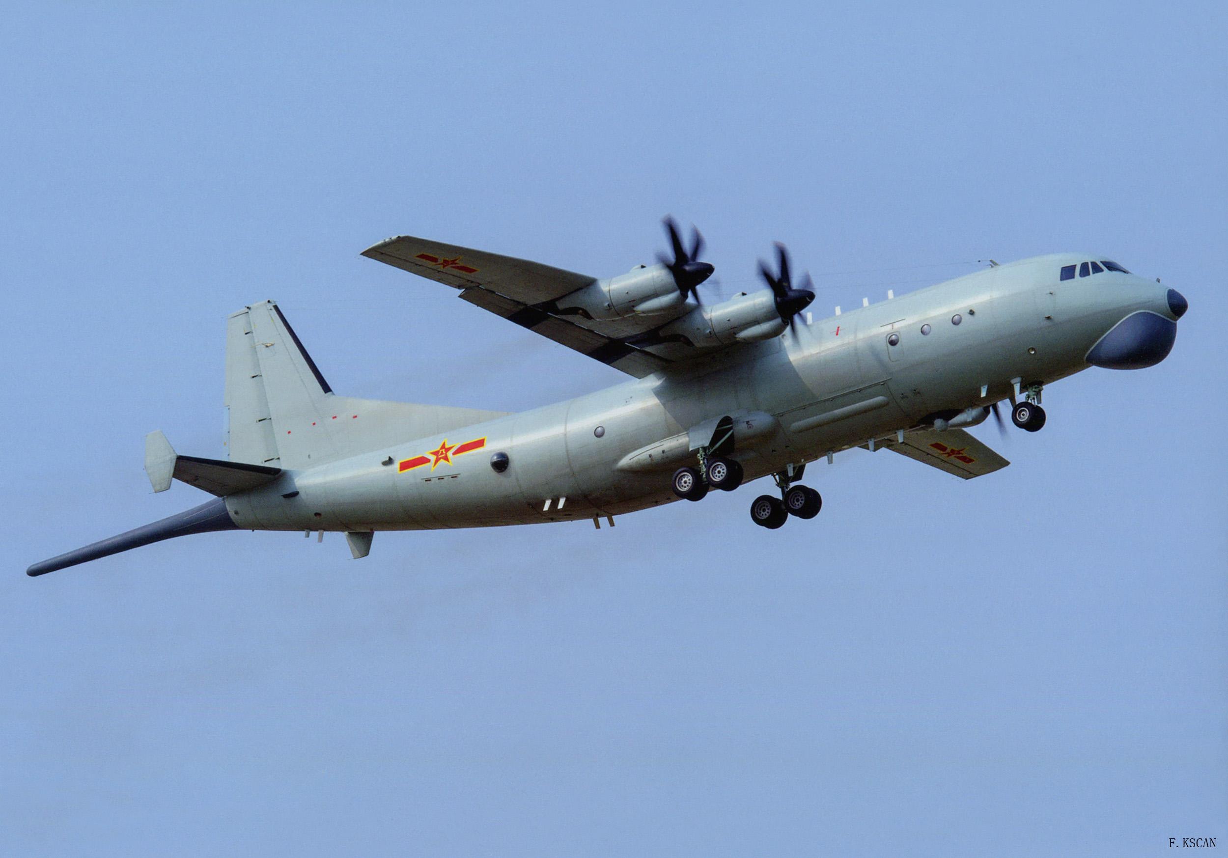le Y-8Q / KQ-200 de la marine chinoise