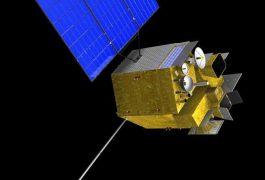 L'image de synthèse du satellite FY-4A