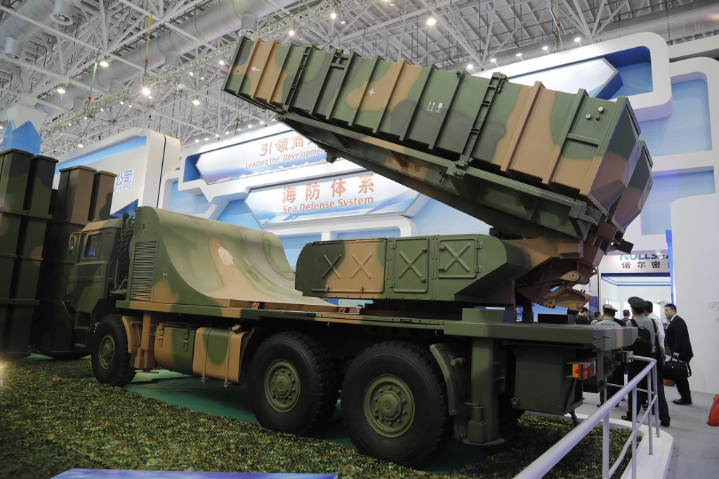 [Information] Exportation des Armements Chinois - Page 9 2016-12-21-La-Tha%C3%AFlande-ach%C3%A8te-une-batterie-de-SAM-chinois-KS-1C-02-1024x682