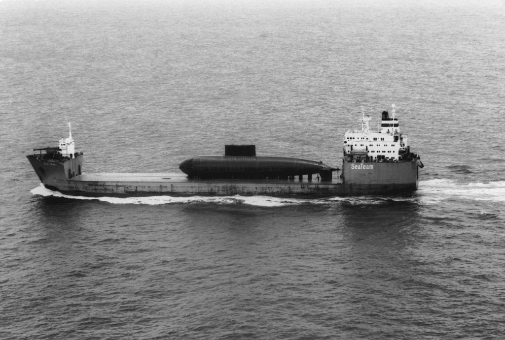 semi-submersible