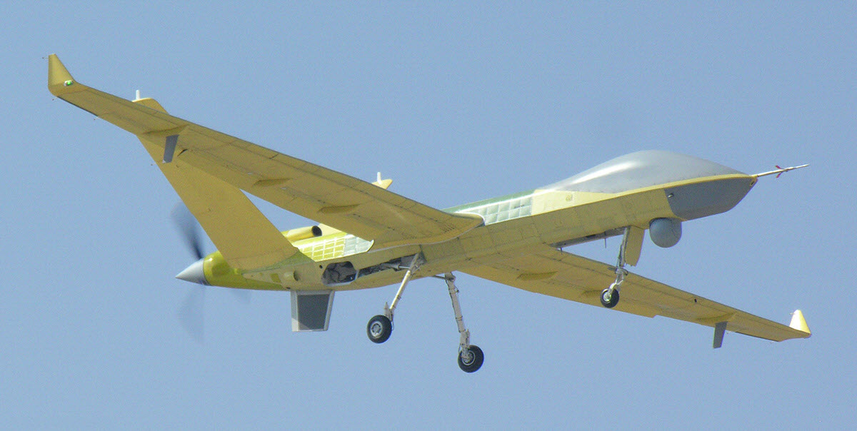 Wing Loong II