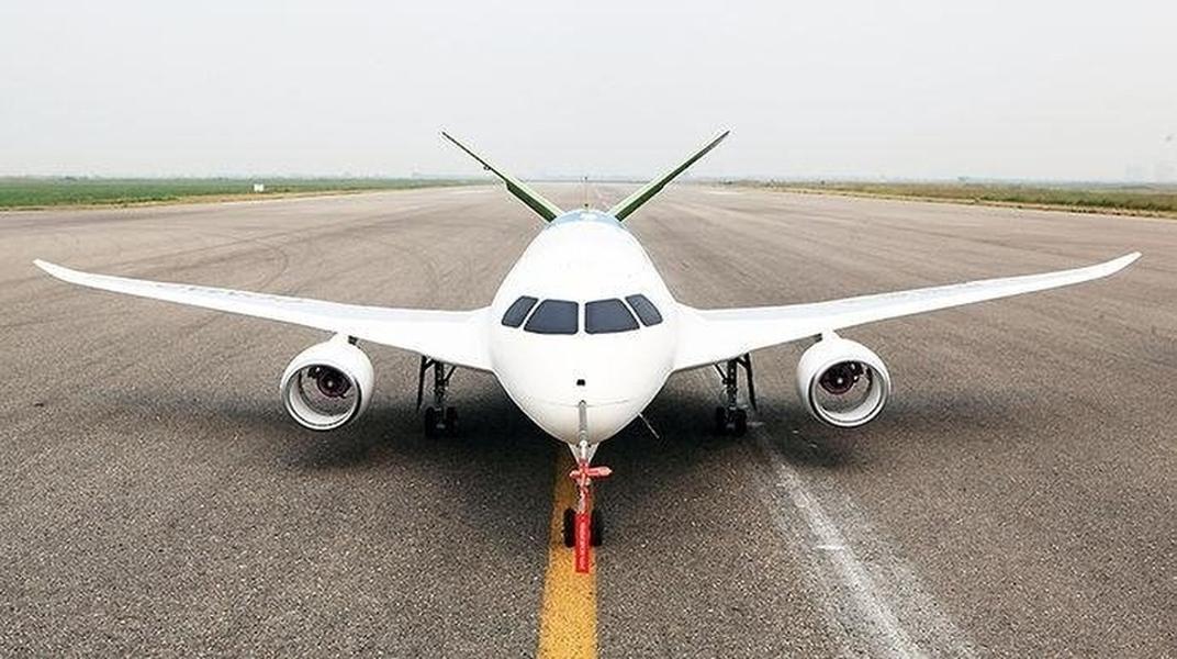 Fuselage intégré