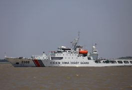 Garde-côtes chinois