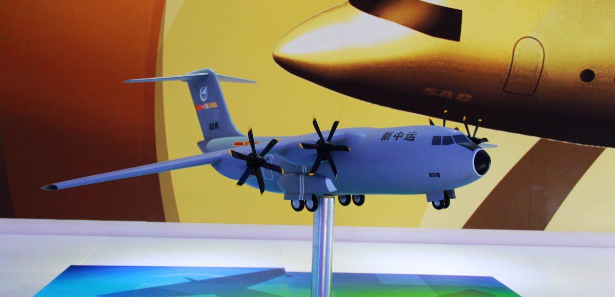 La Chine Démarre La Conception Du Nouvel Avion De Transport Y 30