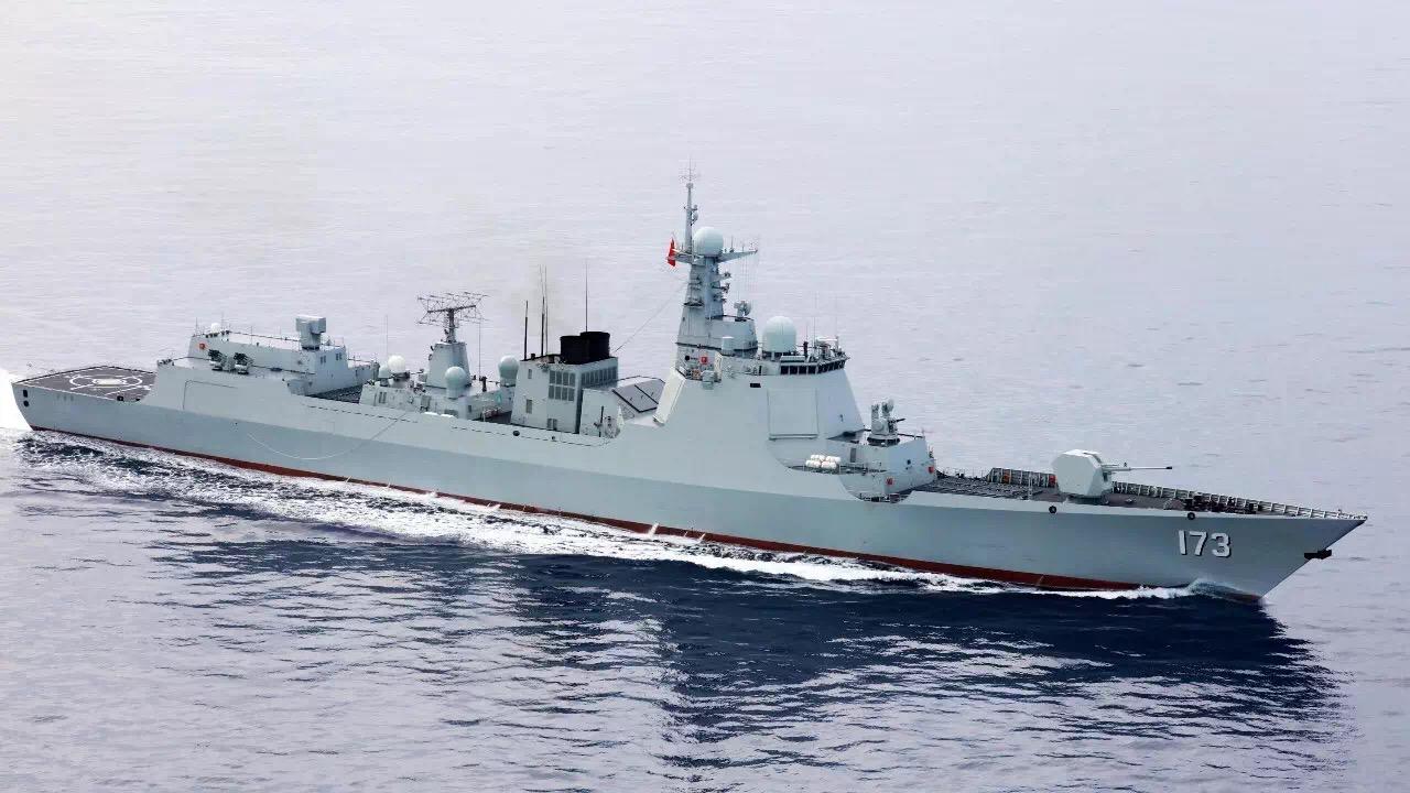 Type 052D