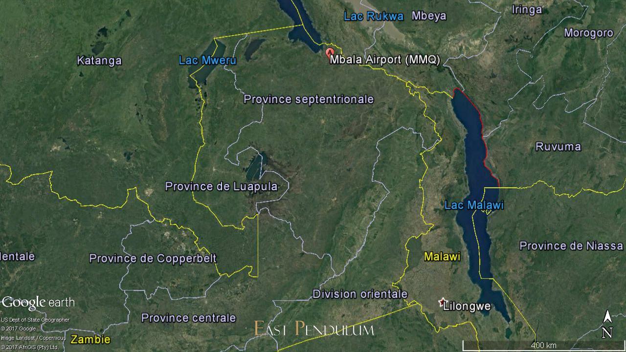 vols dernière minute pour zambie