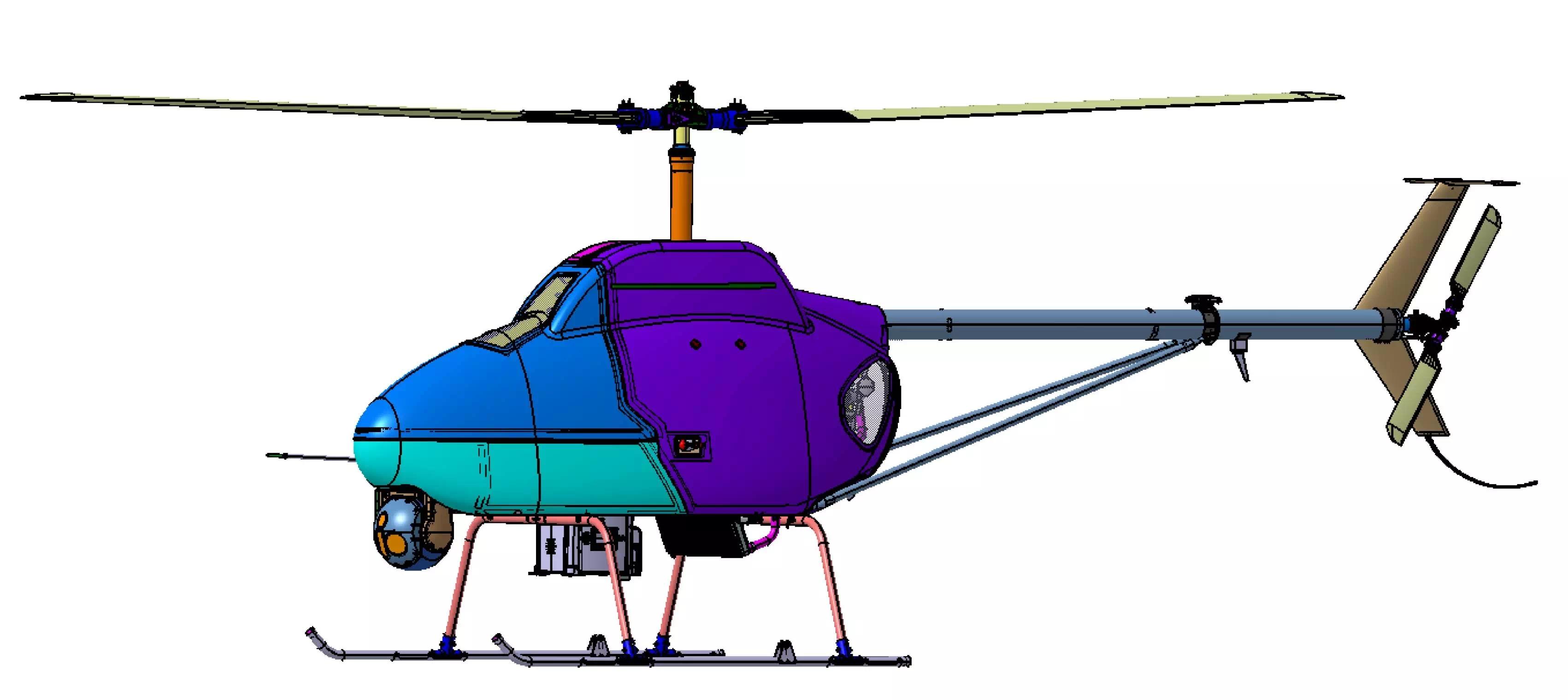 AV500W