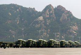 Missile balistique