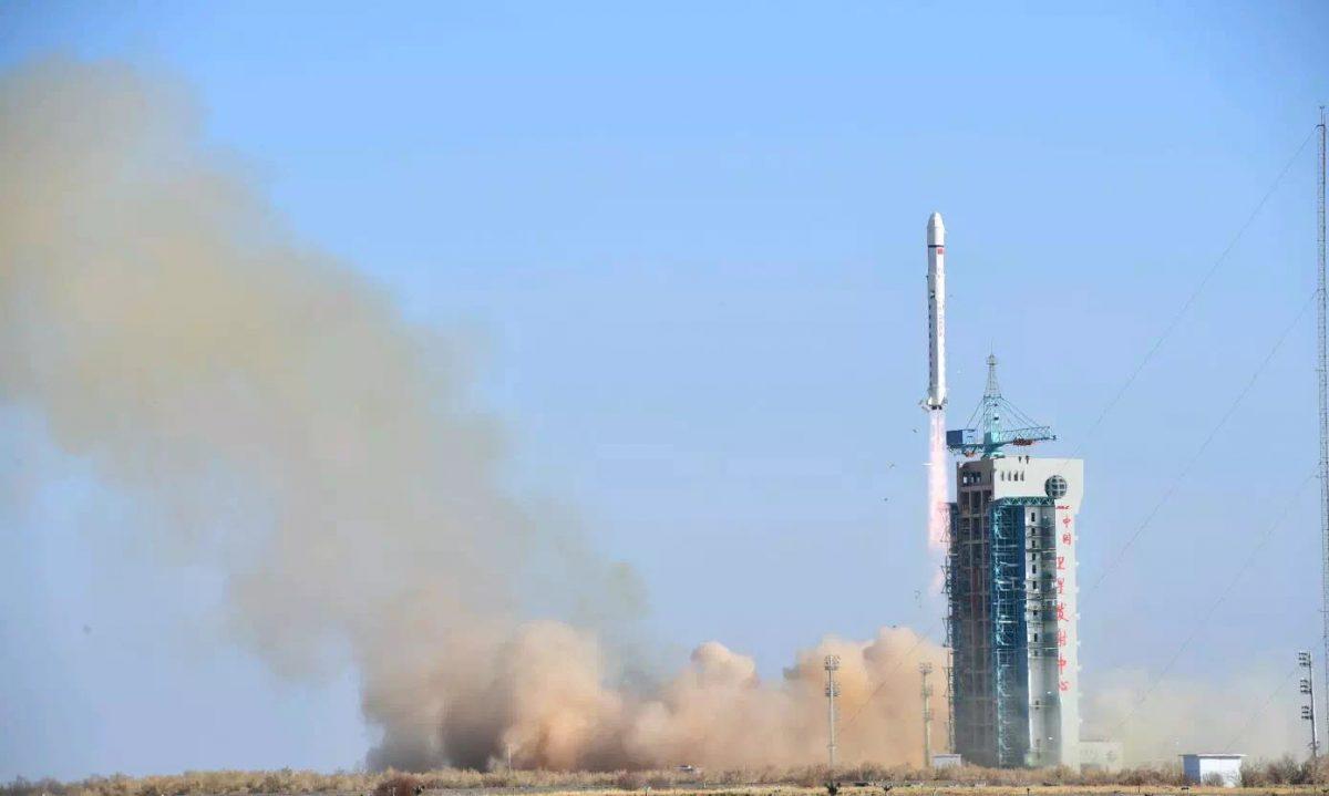 satellite quantique chinois