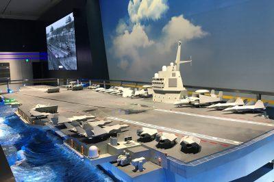 Porte-avions nucléaire