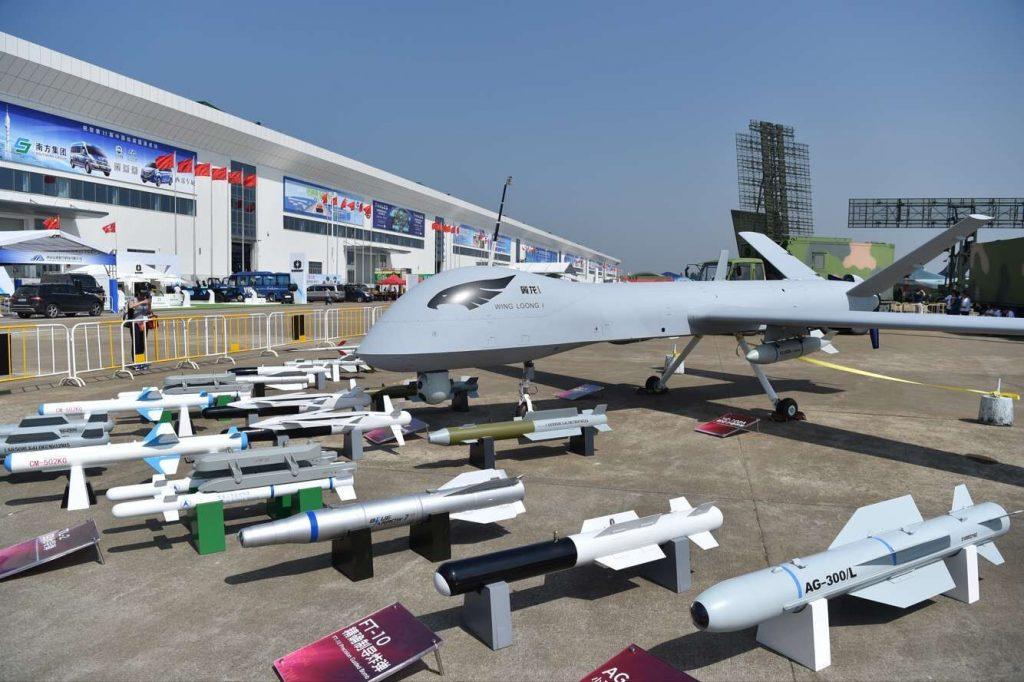 [Aviation] Drones & Drones de Combat Chinois - Page 14 2018-09-25-6-drones-militaires-Wing-Loong-pour-la-Serbie-04-1024x682