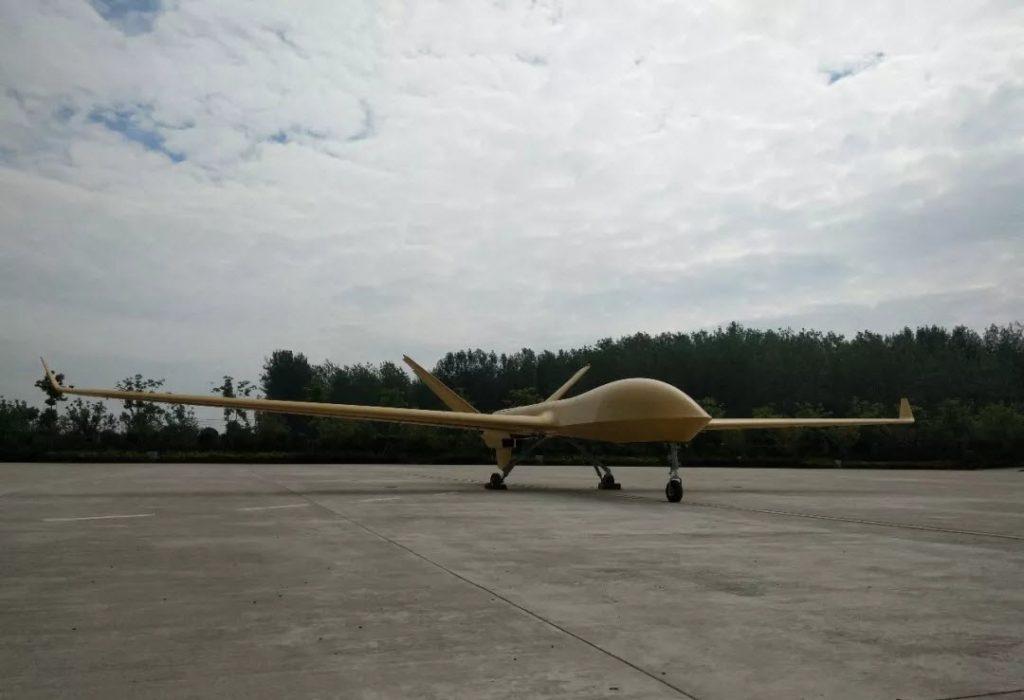 [Aviation] Drones & Drones de Combat Chinois - Page 14 2018-10-30-JY-300-CETC-fait-voler-son-drone-AEW-aux-radars-conformes-07-1024x700